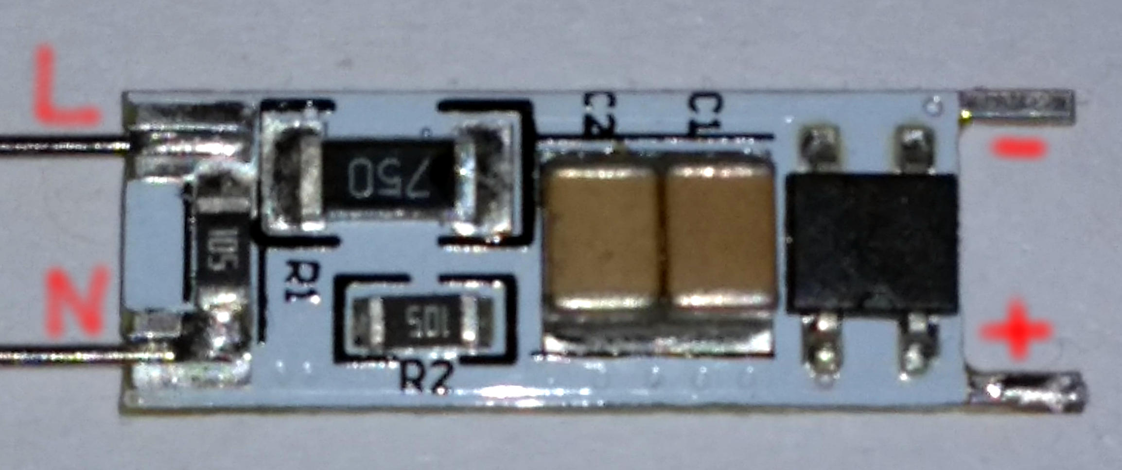 rectifier pcb