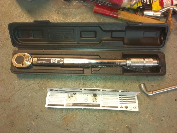 Absaar cheap torque wrench
