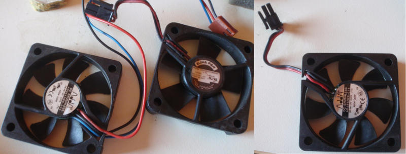 Sun Ultra 1 fan replacement
